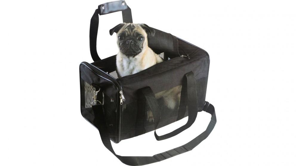 Propet Care Pet Carrier Bag with Handles - Nylon Mesh