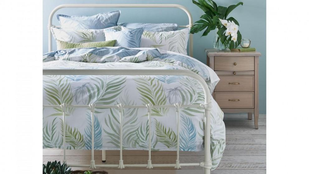 Palm Cove Square Cushion