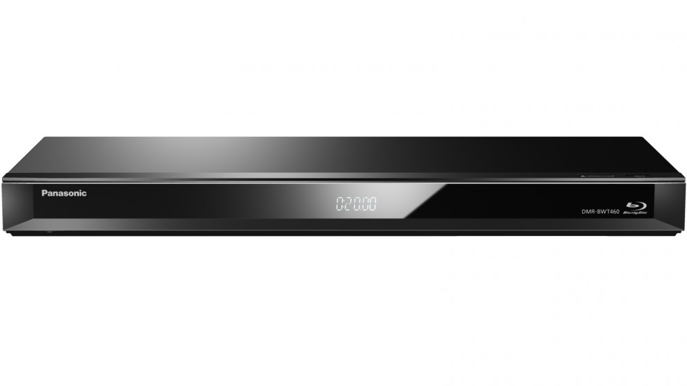 Panasonic Advanced 3D 500GB Blu-ray Recorder with Twin HD Tuner