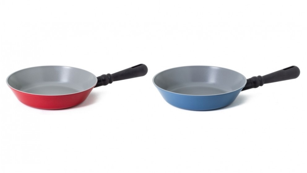 Neoflam Twin Pack  24cm and 28cm Fry Pans