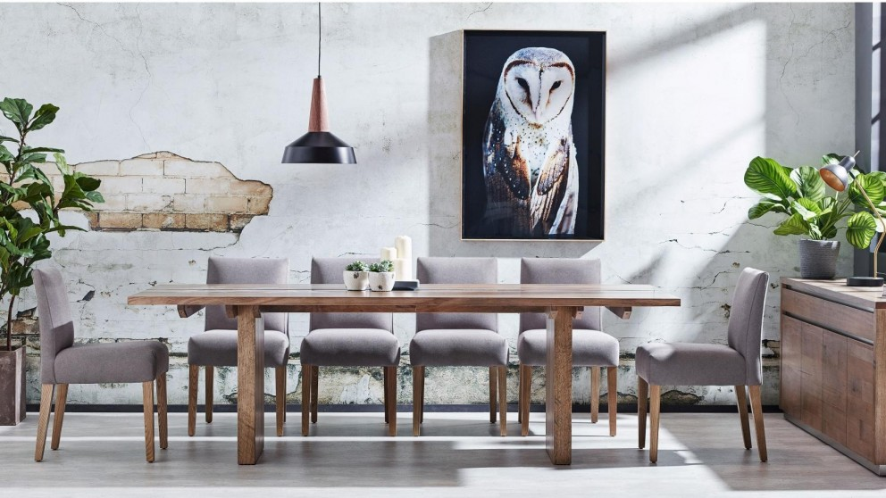 Buy Parklane 270cm Rectangular Dining Table Harvey Norman Au