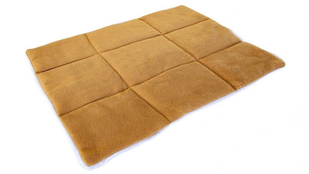 Paw Mate Pet Dog Cat Cushion Mat Pad - Beige