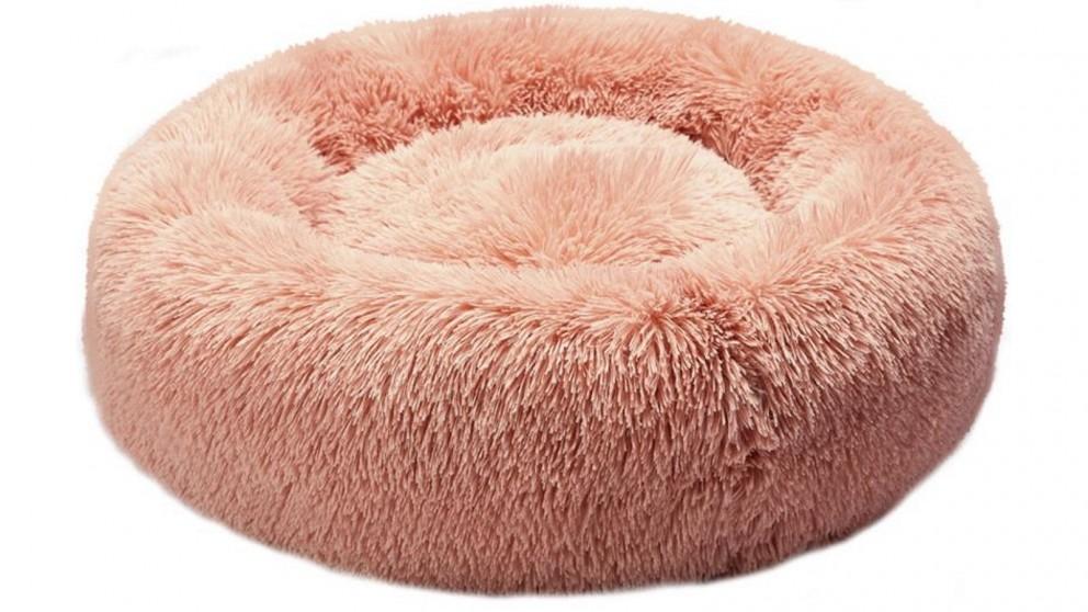 PaWz Donut Pet Bed Deep Sleep - Pink