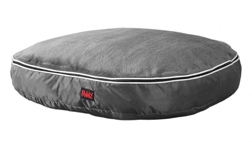 PaWz Pet Bed Cushion Pad Plush - Grey