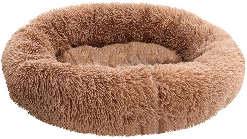 PaWz Winter Cushion Pet Bed - Brown