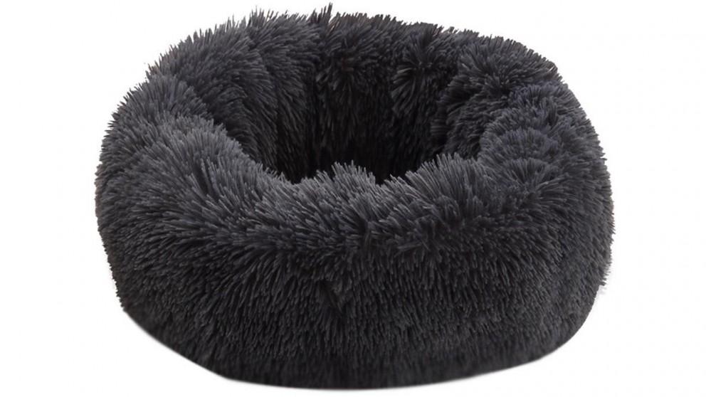 PaWz Winter Cushion Pet Bed - Dark Grey