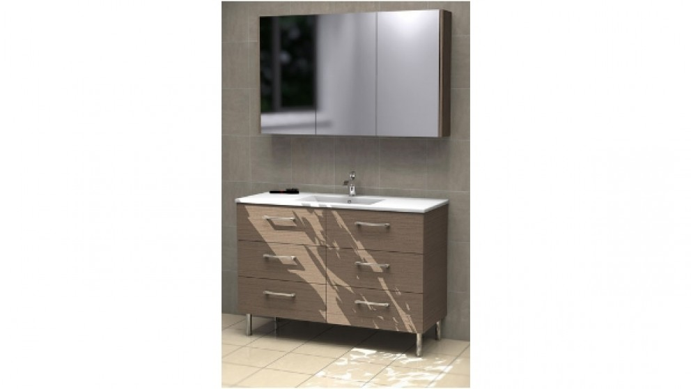 Paxton Regal 750 Wall Hung Vanity