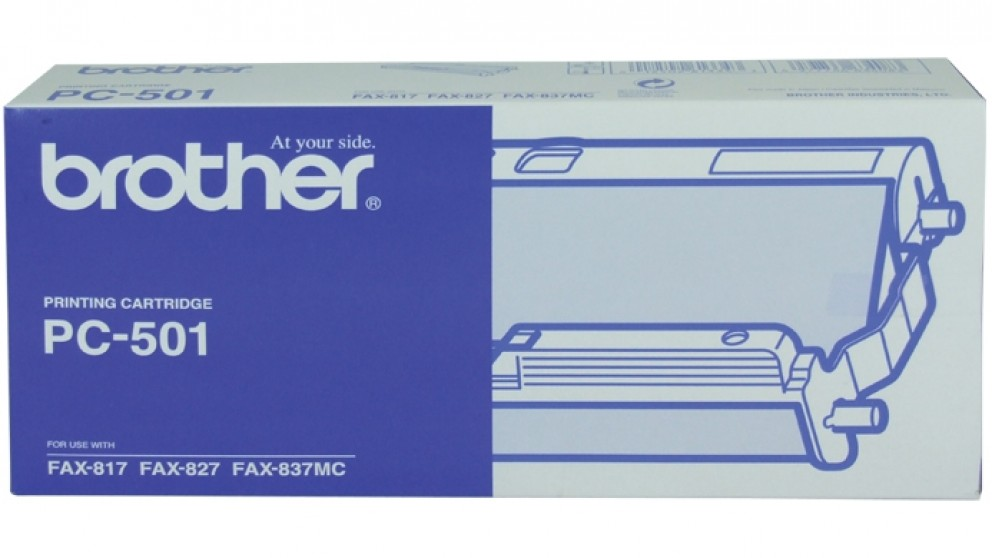 Brother PC-501 Fax Cartridge Refill Roll