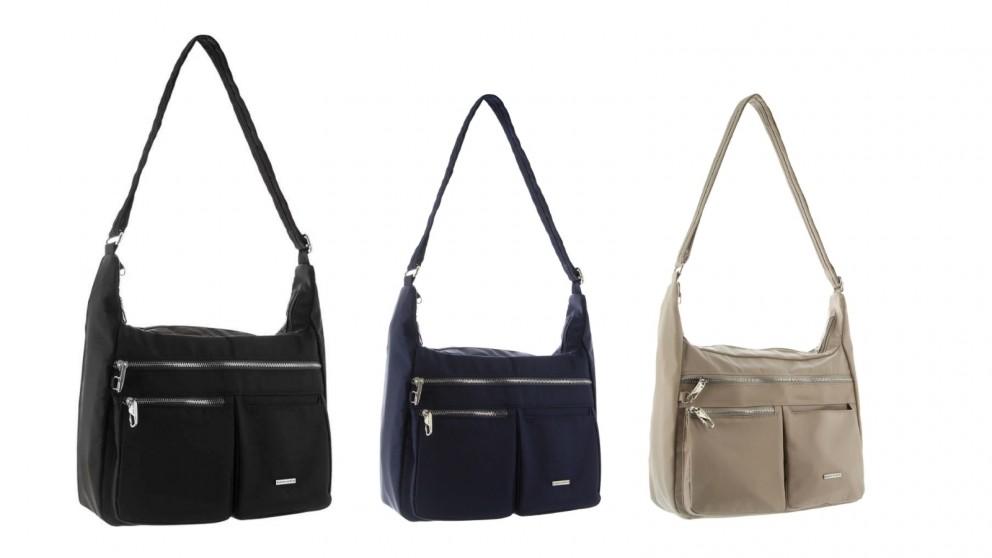 Pierre Cardin Slash-Proof Cross Body Bag
