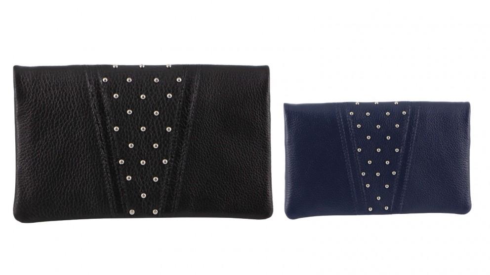 Pierre Cardin Italian Leather Detailed Wallet