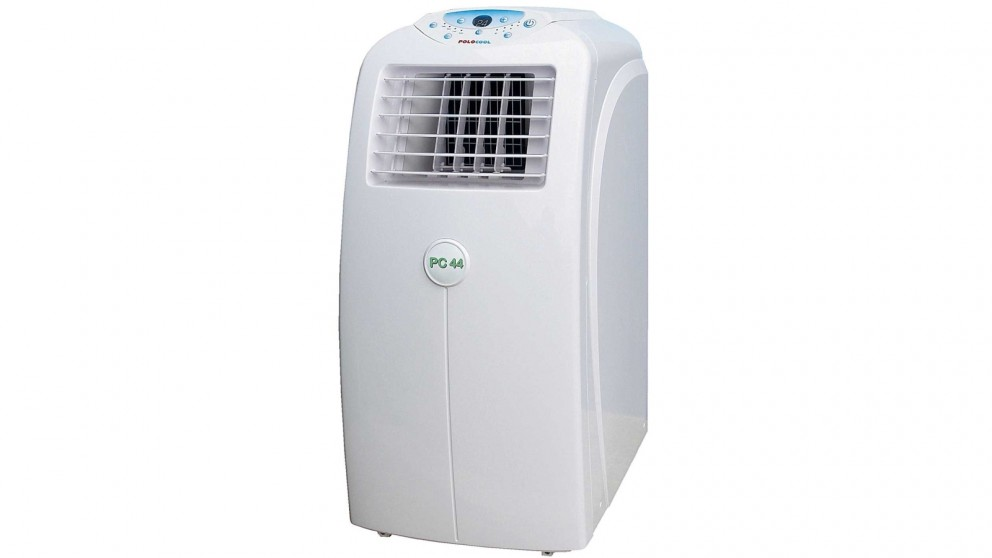 buy polocool pc series kw cooling  portable air conditioner harvey norman au