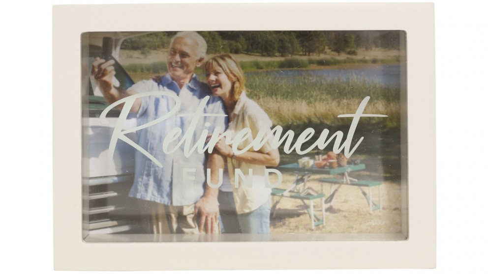 Splosh Retirement Personalised Change Box