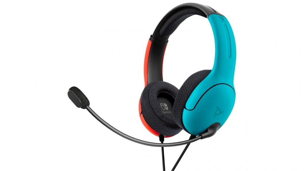 PDP LVL40 Wired Stereo Gaming Headset for Nintendo Switch