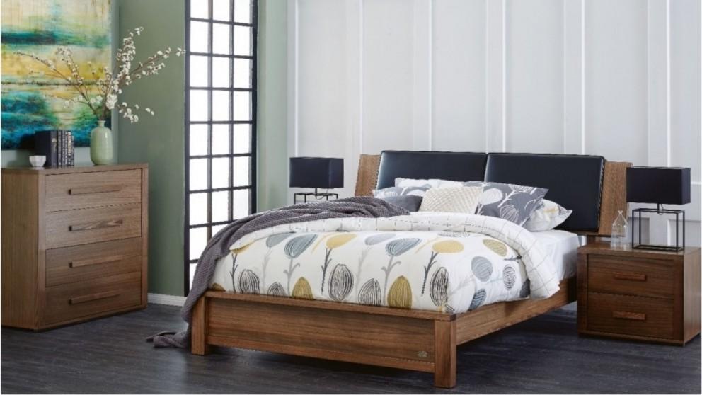 Perez 4-Piece Bedroom Suite