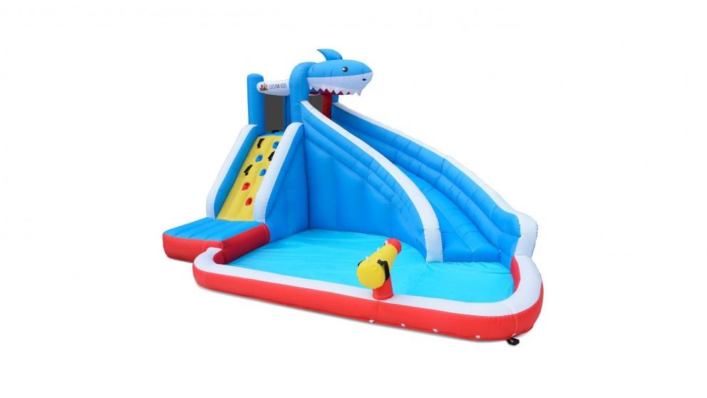 Lifespan Kids Sharky Slide and Splash