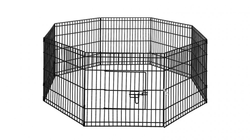i.Pet 24-inch 8 Panel Pet Dog Playpen