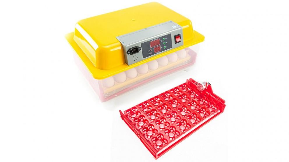 Paw Mate Digital Hatch Egg Incubator - 24 Egg Tray