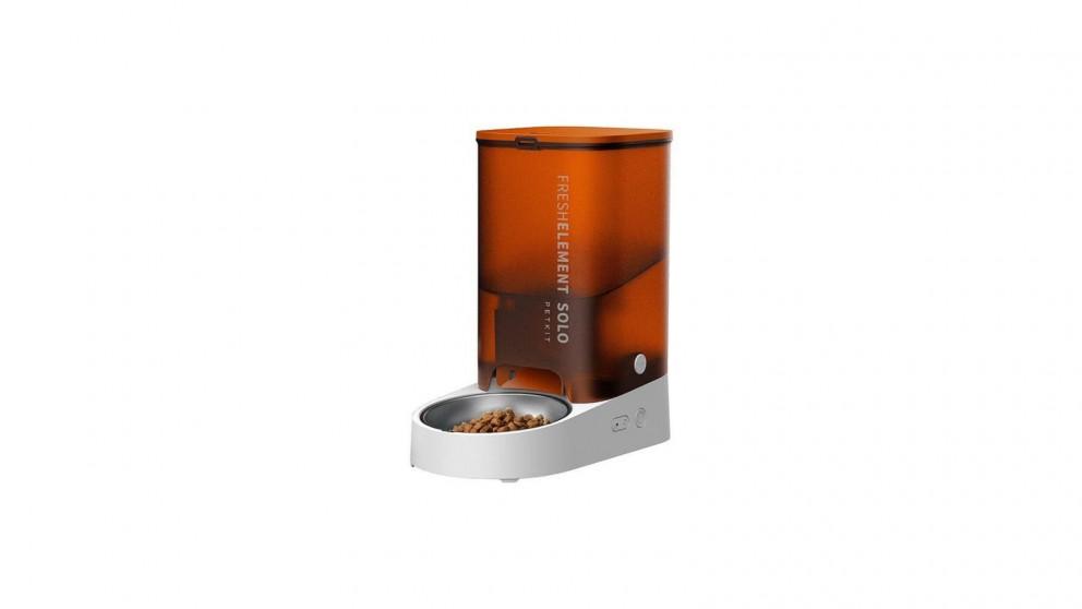 Petkit Fresh Element Mini Solo Smart Pet Feeder - Orange