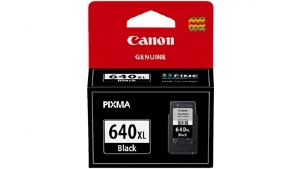 Canon PG-640XL High Yield Ink Cartridge for PIXMA - Black
