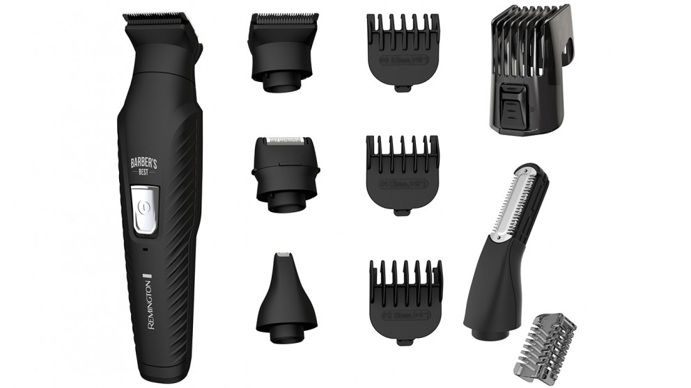 Remington Barber's Best Personal Groomer Kit