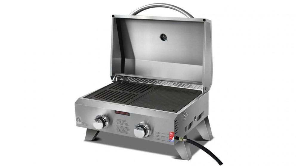 Grillz Portable Gas BBQ Grill