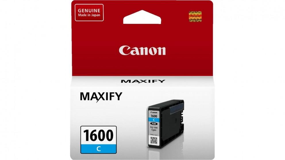 Canon PGI-1600 Ink Cartridge - Cyan