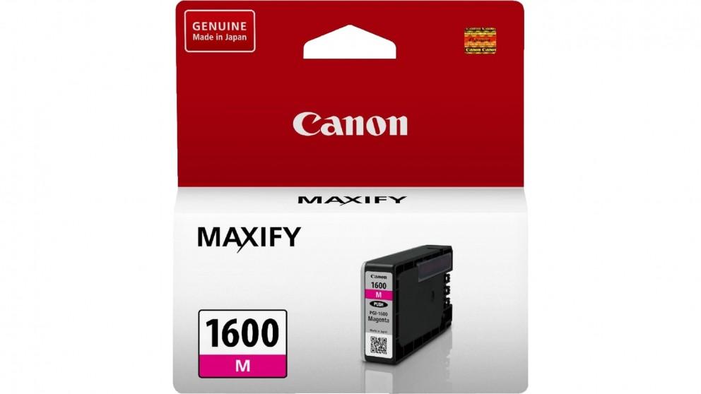 Canon PGI-1600 Ink Cartridge - Magenta