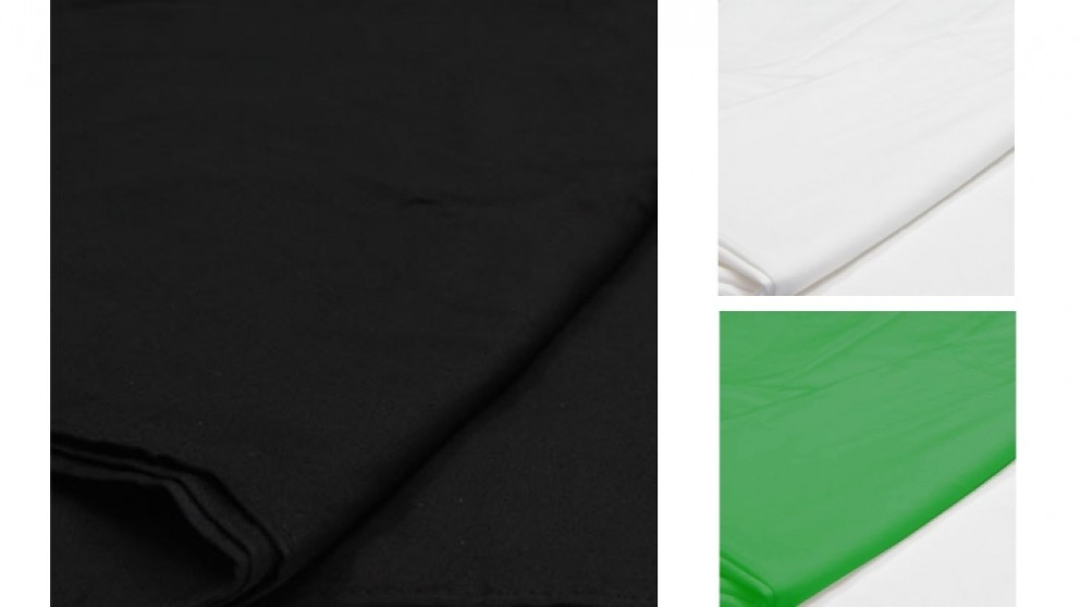 Phottix 3x6m Seamless Photography Muslin Backdrop
