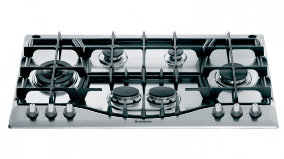 Buy Ariston 900mm 6 Burner Direct Flame Gas Cooktop | Harvey Norman AU