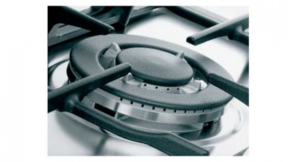 Buy ariston 900mm 6 burner direct flame gas cooktop for Direct flame