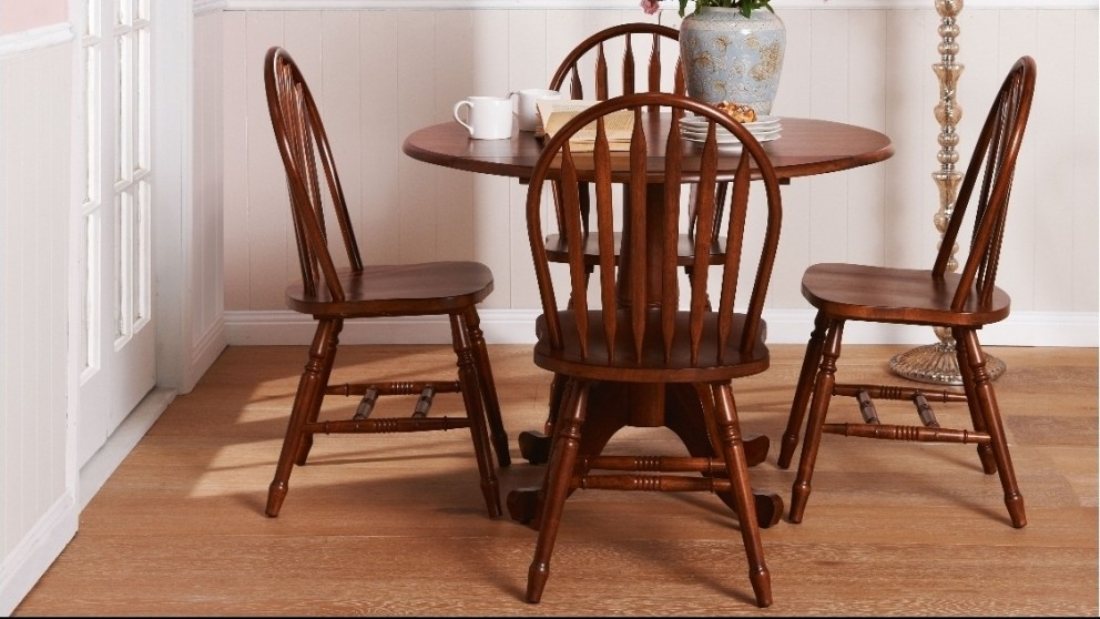 federation 5 piece dining setting - dining furniture - dining room