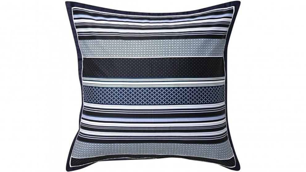 Pierre Navy European Pillowcase