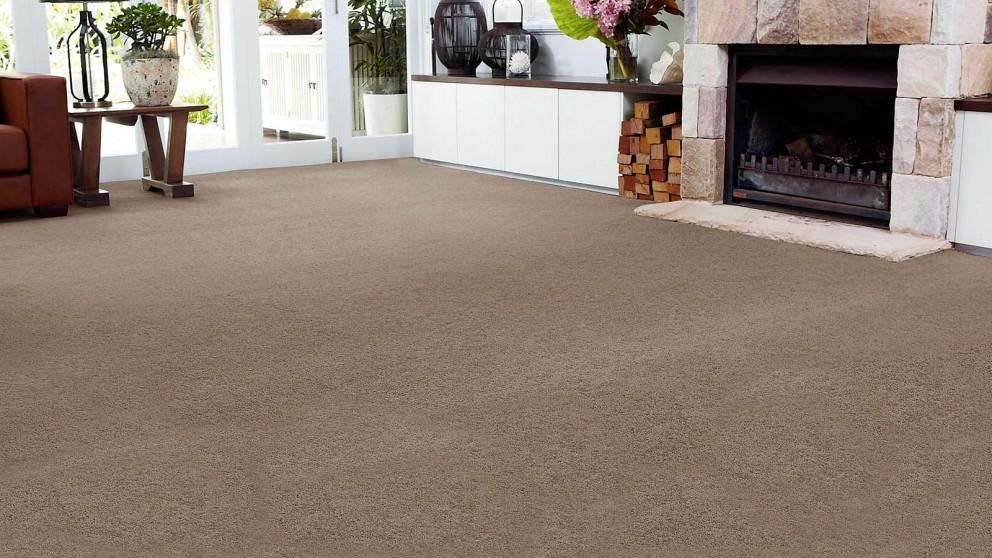 SmartStrand Forever Clean Chic - Pine Cone Carpet Flooring