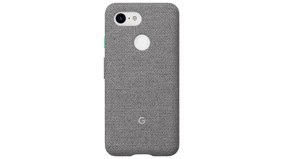 san francisco 20b73 ab69e Google Pixel 3 Phone Case - Fog