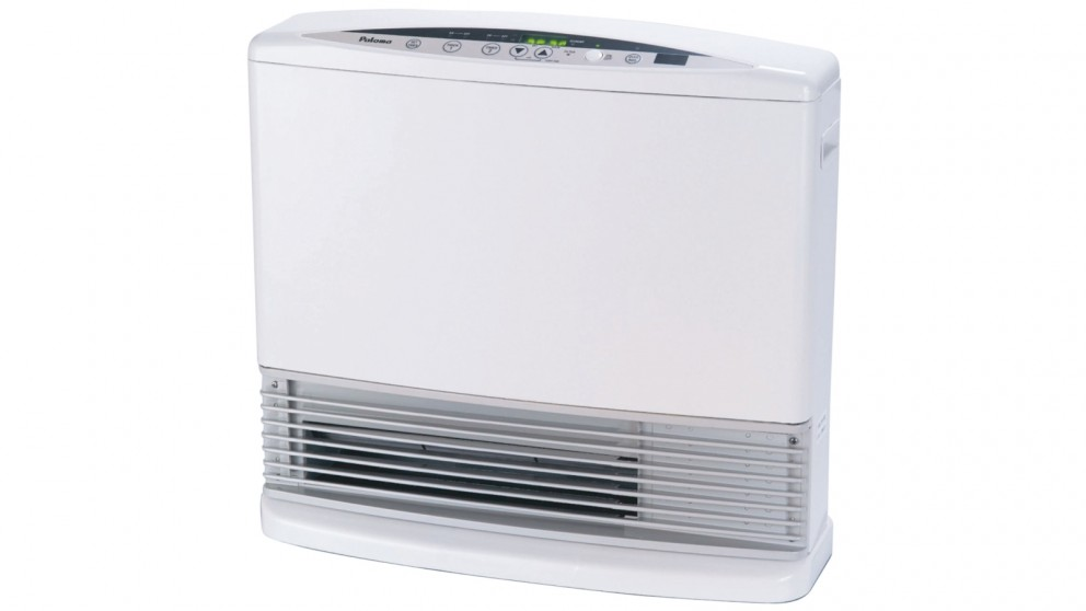 Paloma PJC-W15FR Unflued LPG Portable Convector Heater - White