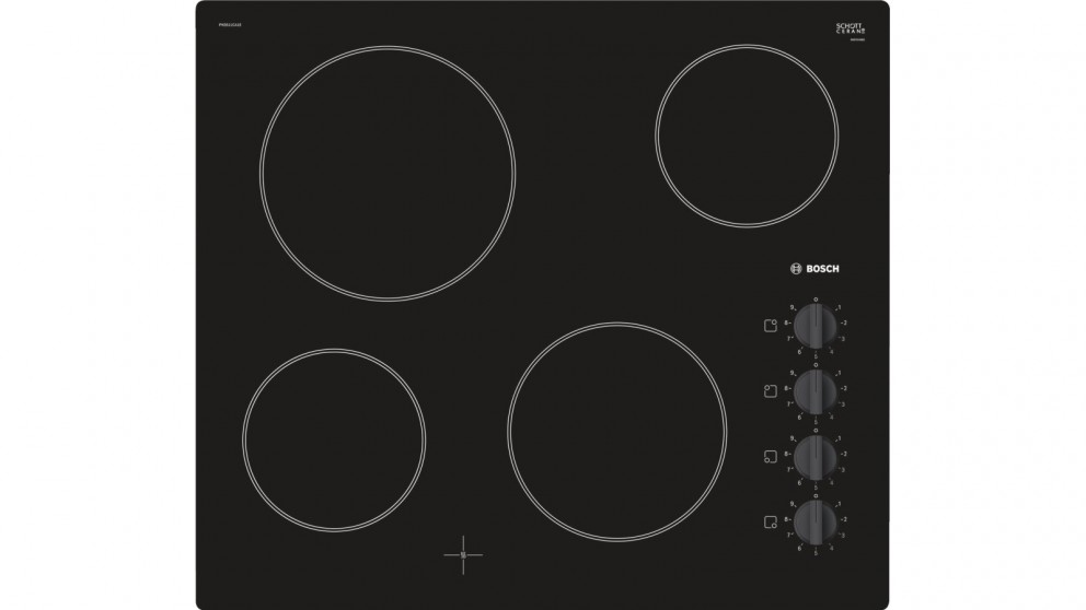 Bosch Series 2 600mm 4 Zone Ceramic Cooktop