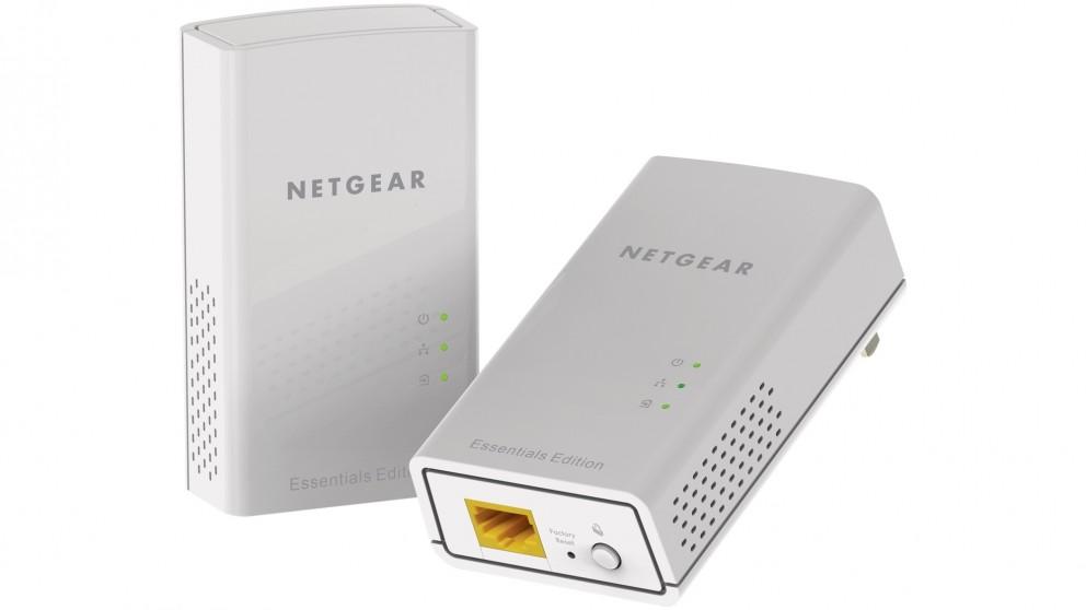 Netgear PL1000 Gigabit Powerline Adapters