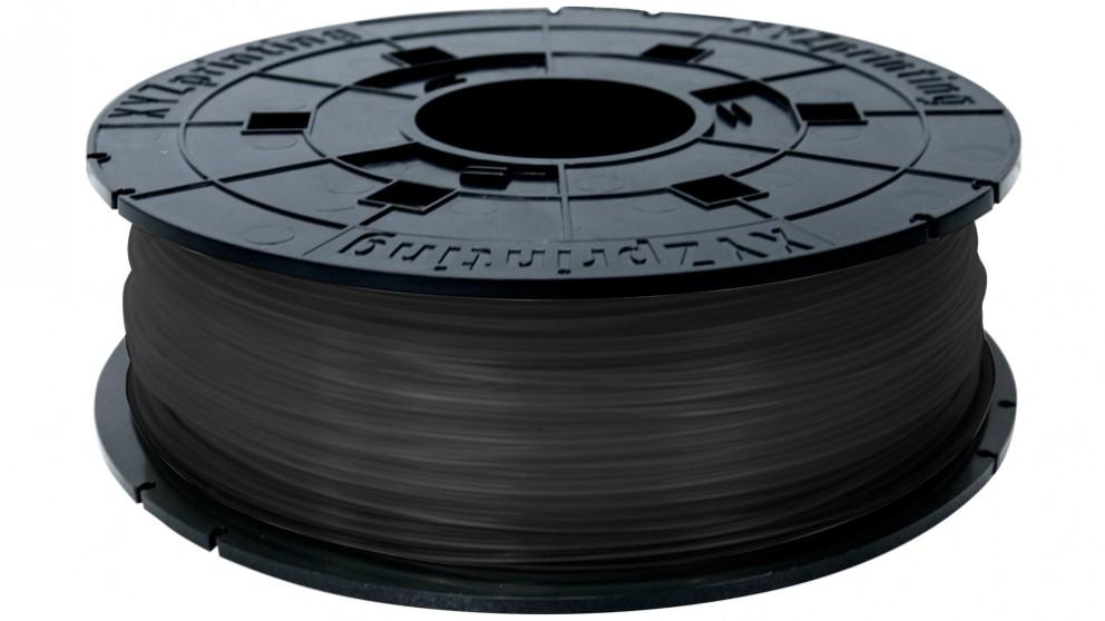 Da Vinci Jr/Mini Series 600G Printer PLA(NFC) Filament - Clear Black