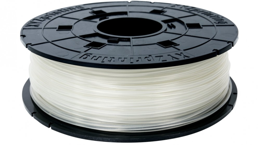 Da Vinci Jr/Mini Series 600G Printer PLA(NFC) Filament - Clear Nature