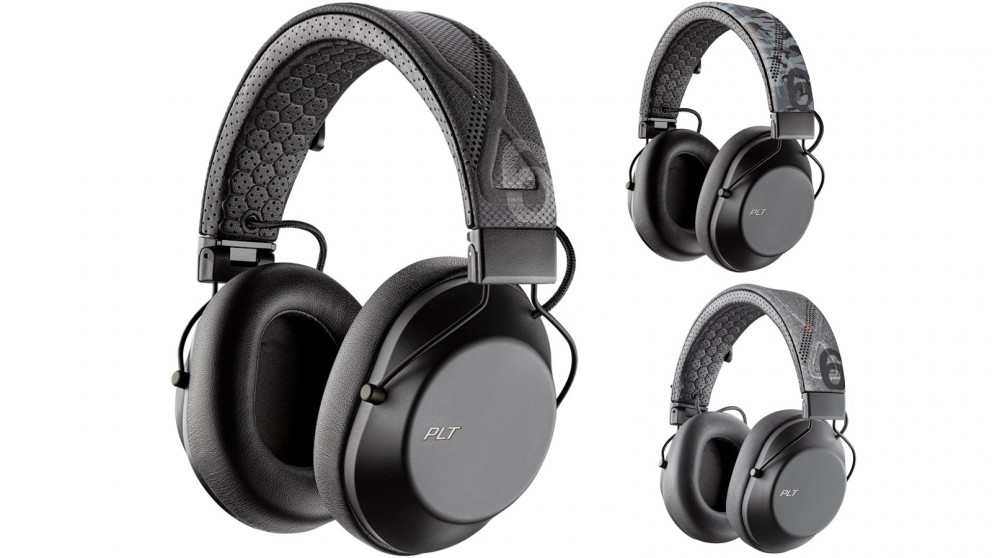 Plantronics BackBeat Fit 6100 Wireless Sport Headphones