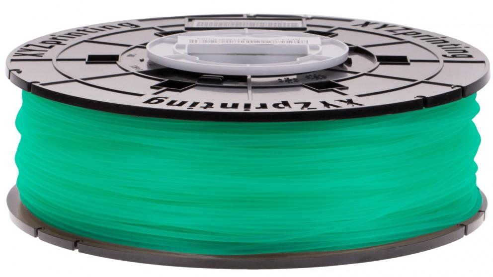 Buy Da Vinci Pro Series Printer Refil PLA Filament - Clear Green ...