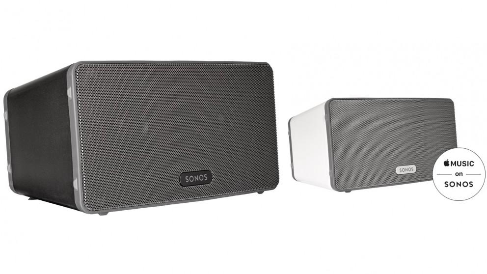 Sonos PLAY:3 Wireless Hi Fi Music System