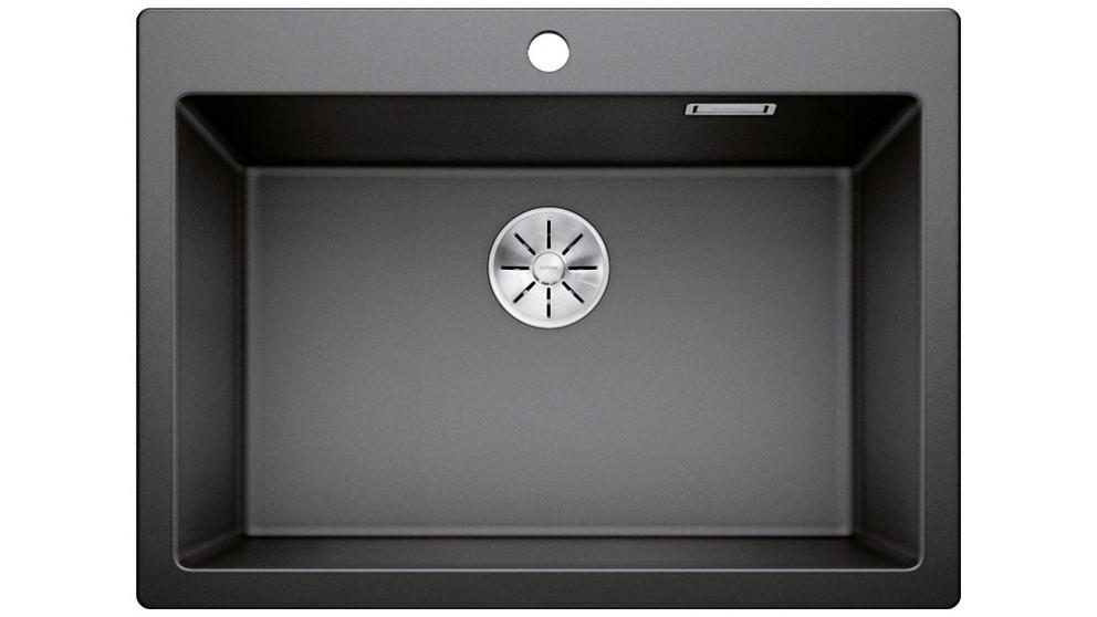 Blanco Pleaon 8 Single Bowl Inset Sink - Anthracite