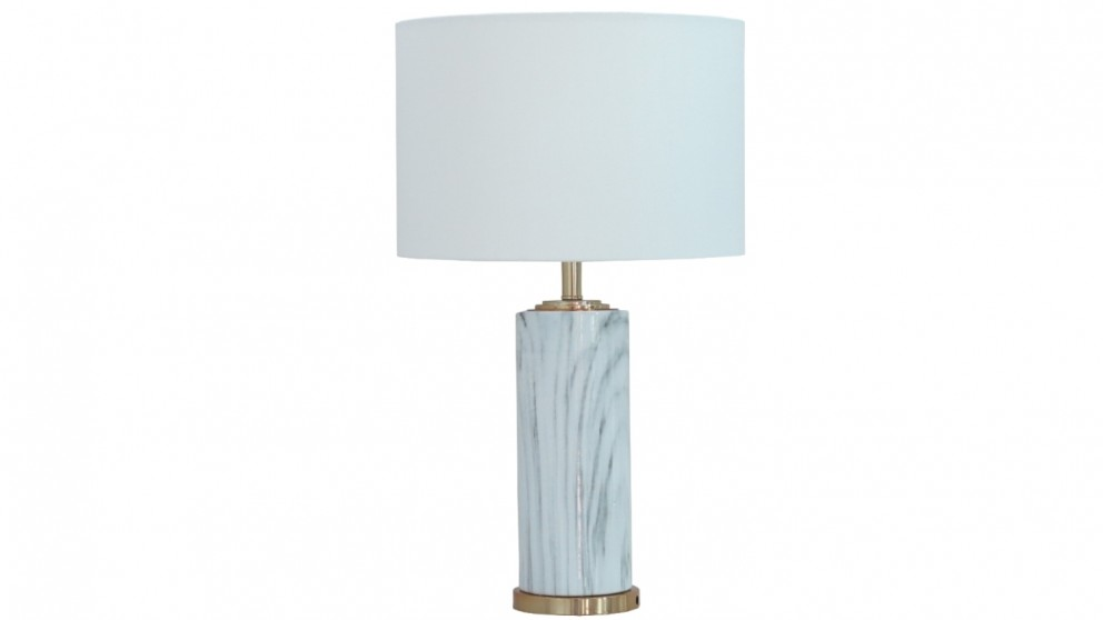 Milly Marble Table Lamp