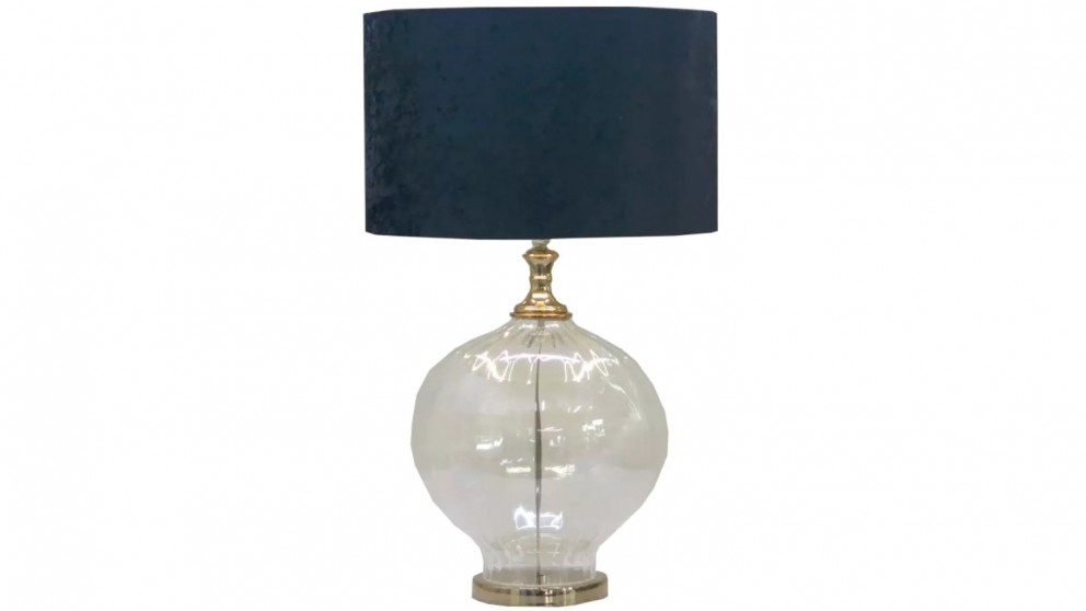 Blue Ivy Table Lamp