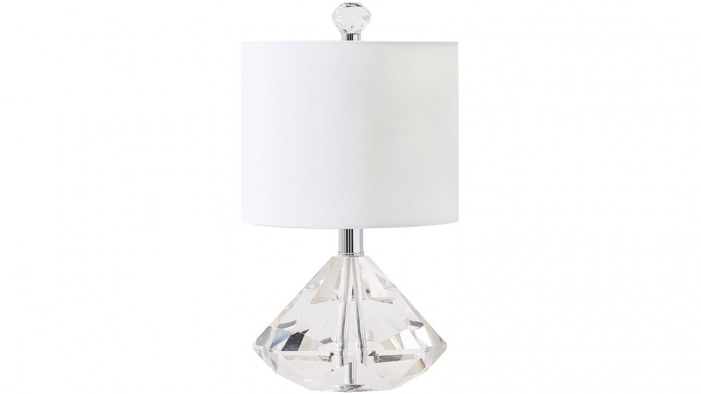 Diamond Crystal Bedside Lamp