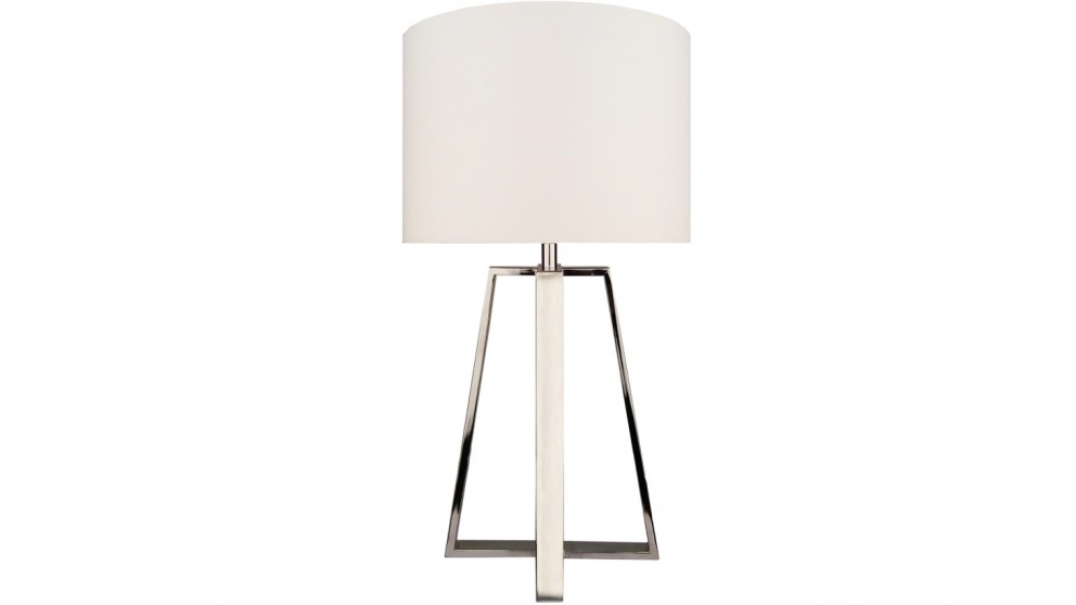 Lanny table lamp table lamps decorator items for Lamp table harvey norman