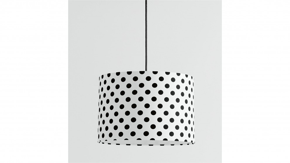 Polka Dot Lamp Shade