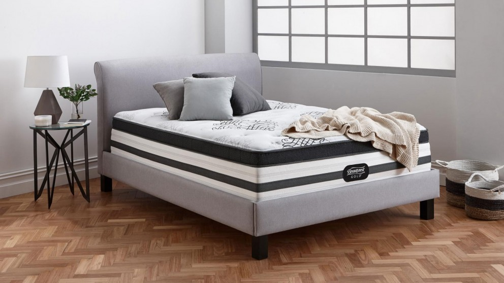 Beautyrest Gold Ignite Plush Double Mattress