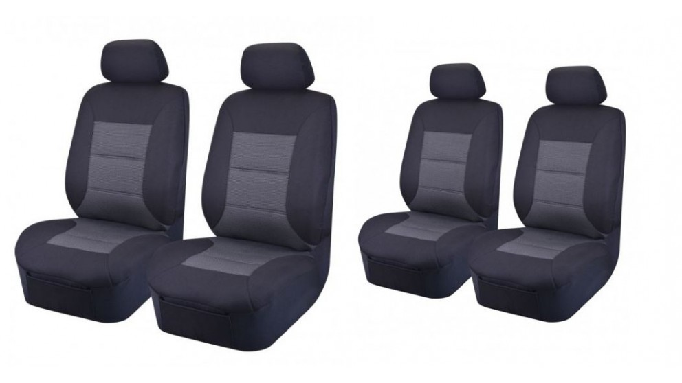 Premium Universal Size 30/35 Front Seat Covers